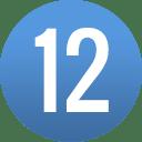number-circle-12
